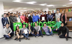 Наставники и команды IT Park (Mentors and teams IT Park)