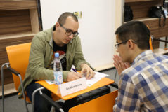 Отбор команд в бизнес инкубатор IT Park (Team selection to the Business Incubator)