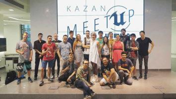 Unreal Meetup Kazan